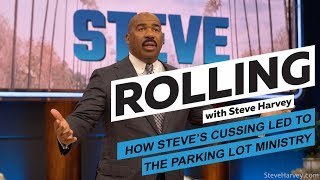 Download How Steve Harvey's Cussing Led To The Parking Lot Ministry Video