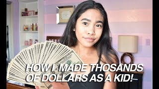 Download HOW TO MAKE MONEY AS A TEEN! Video