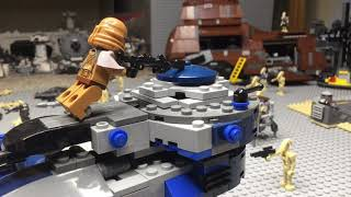 Download Squad Z- Lego Star Wars Stop Motion Video