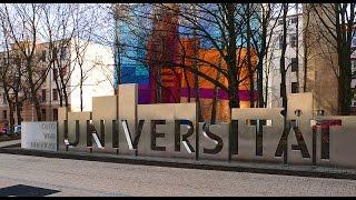 Download Otto von Guericke University Magdeburg (OvGU) - Main Entrance Video