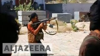 Download Yemen: Intense fighting ahead of announced truce Video