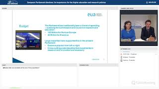 Download European Parliament elections & its importance for the higher education and research policies Video