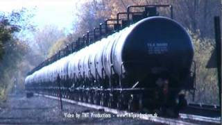 Download Fast CSX Trains in Amsterdam, NY Video