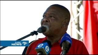 Download Factionalism will destroy the ANC: Blade Nzimande Video