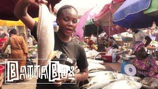 Download Nigeria's Biggest Fish and Octopus Market Video