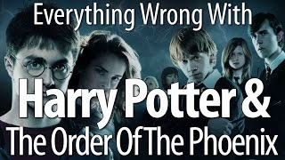 Download Everything Wrong With Harry Potter And The Order Of The Phoenix Video