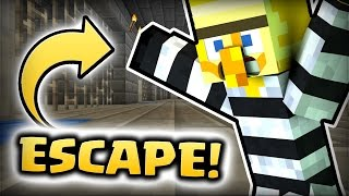 Download MOST AMAZING ESCAPE EVER!! (Minecraft Cops and Robbers w/JeromeASF) Video