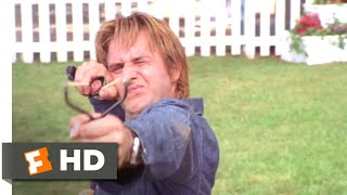 Download See Spot Run (2001) - The Mailman Fights Back Scene (7/8) | Movieclips Video
