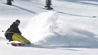 Download Eric Pollard & Line Skis Shred Mt Hood Meadows Video