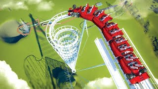 Download I created two Roller Coasters that would literally destroy you in Planet Coaster Video