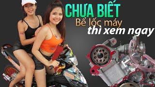 Download Xe TCX bể lốc máy tại Vietnam Motorbike Festival 2014 Video