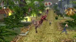 Download Jurassic Park: Ceratosaurus Escape Video