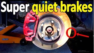 Download How to STOP BRAKE SQUEAKING in your car (No Squeaks Guaranteed) Video