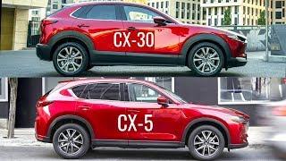 Download 2020 Mazda CX-30 vs Mazda CX-5 Video