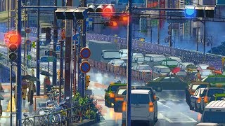 Download Rainy Days In Tokyo [Lofi Hip Hop / Jazzhop / Chillhop Mix] - Beats to chill/study/relax Video