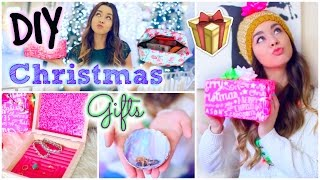 Download DIY Holiday Gift Ideas! Easy & Affordable Christmas Presents! Video