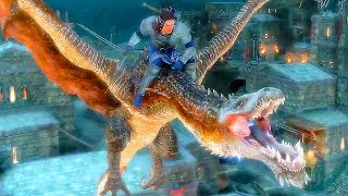 Download Shadow of War DRAGON/DRAKE Gameplay & WARCHIEF Boss Fight Video