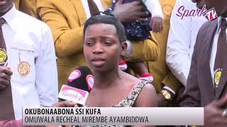 Download Okubonaabona ssi kufa: Omuwala Racheal Mirembe ayambiddwa Video