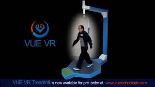 Download VUE VR-VR Omni Directional Treadmill For Oculus Rift DK2 CV1 HTC Vive Walking Running In VR World Video