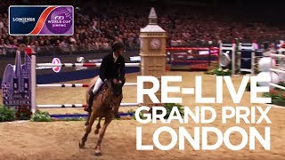 Download RE-LIVE | Jumping Grand Prix London Olympia | Longines FEI World Cup™ Jumping 2017/18 Video