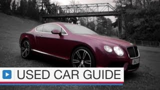 Download Bentley Continental GT Used Car Guide | Top Marques UK | Jon Quirk Video