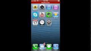 Download Read PDF on iPhone 5 Video