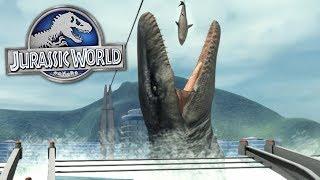 Download VISIT JURASSIC WORLD!!! - Jurassic Explorer Gameplay Video