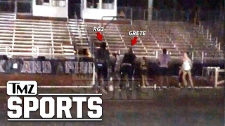 Download Robert Griffin III Restrained In Altercation At FSU Track | TMZ Sports Video