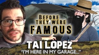 Download TAI LOPEZ - Before They Were Famous - Here In My Garage... Video