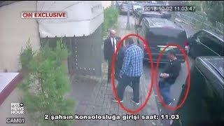 Download Saudi officials say Khashoggi body double was meant to fool the crown prince Video