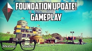 Download Foundation Update | No Man's Sky Gameplay (PS4) Video