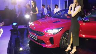 Download 2018 Kia Stinger Launched in Malaysia starting from RM239,888 Video