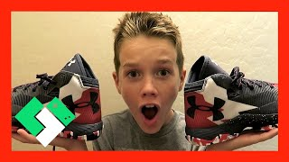 Download 🏀👟 BOY GETS NEW STEPHEN CURRY SHOES 👟🏀 (Day 1640) Video