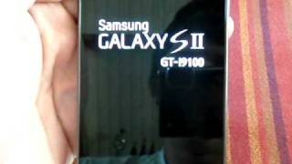 Download Samsung Galaxy S II Shutdown and Power on Video