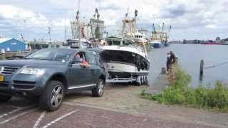 Download Grote boot en grote auto Stellendam (Canon IXUS 240 HS) Video