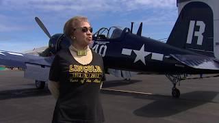 Download World War II pilot honored by high school Video