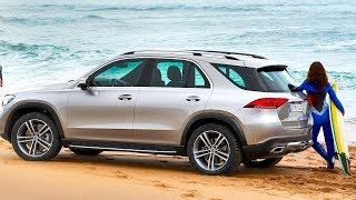 Download 2019 Mercedes GLE All New World Premiere Commercial Video Mercedes Paris Motor Show Video