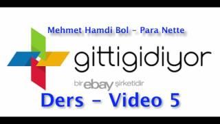 Download Gittigidiyor'da Satış Yap Ek Gelir Elde Et - Ders 5 - Fatura Kesmek Zorundamıyım? ✔ Video