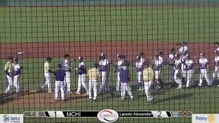 Download MCHI Vs Laredo Alexander Baseball Regional Quarterfinals Game 3 Video