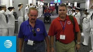 Download Spread the Cheer: Veterans Honor Flight | AT&T Video