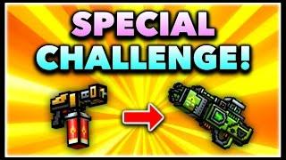 Download Pixel Gun 3D - Special Gun Game Challenge! (Using ALL Special Guns) Video