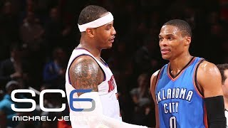 Download Carmelo Anthony And Thunder 'Officially Circling Each Other' | SC6 | ESPN Video