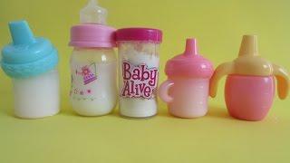 Download Como fazer LEITE EM PÓ para Baby Alive e outras bonecas. Novelinha da Baby Alive Video