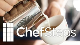 Download Practicing Latte Art Video