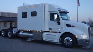 Download 2019 PETERBILT 579 WITH A 120 INCH ARI LEGACY SLEEPER Video
