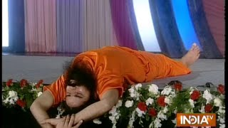 Download Baba Ramdev Yoga to Cure for Neck Pain and Spondylitis Video