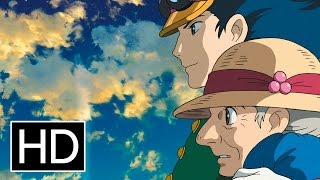 Download Howl's Moving Castle - Official Trailer Video
