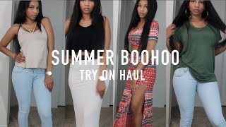 Download Summer Vacation Try-on Haul! | Boohoo Video