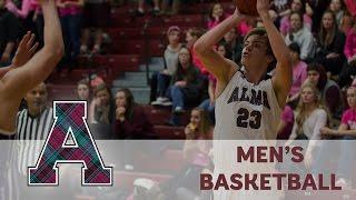 Download NCAA Division III Men's Basketball - Alma College vs. Elmhurst College Video