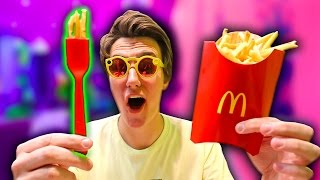 Download McDonalds Made a Smart Fork? (The Frork) Video